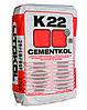 Клей для плитки Litokol K22(литокол к22) 25 кг  на цементной основе