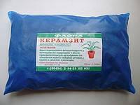 Керамзит - дренаж для цветов, пакет 1,5л (10шт/ящ)