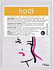 Патч Kodi безворсовый гелевый под глаза