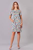 Модное платье из натуральной ткани коттон