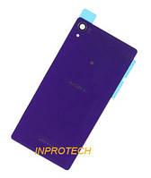 Задняя крышка Sony E6533 Xperia Z3+ DS, E6553 Xperia Z3+, Xperia Z4 Фиолетовая