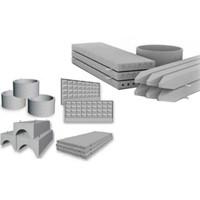 Раствор и бетонные изделия