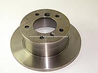 Тормозной диск задний на Мерседес Спринтер 308-316 1995-2006 TRW (Германия) DF4088S