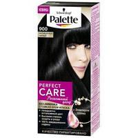Краска Palette Perfect Care 909 Иссиня Черный