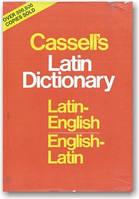 Латинско-английский англо-латинский словарь