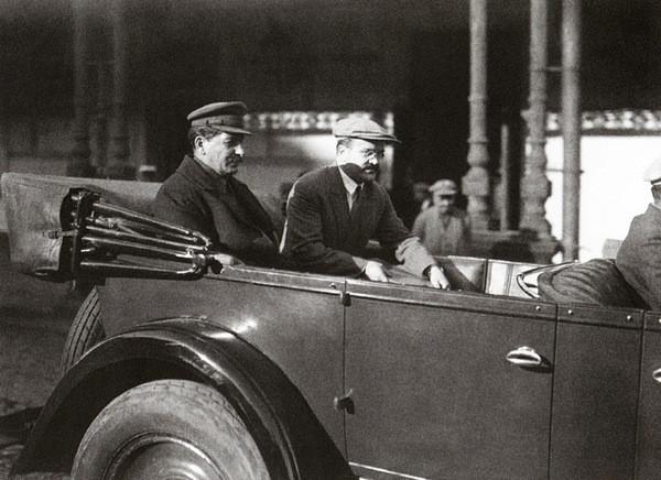 Автомобили Иосифа Сталина