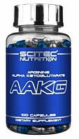 Аминокислота AAKG (100 caps) Scitec Nutrition