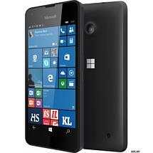 Мобильный телефон Microsoft Lumia 550 Black, фото 3