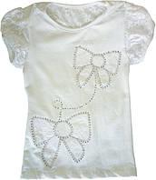Новое поступление школьных блузок для девочек