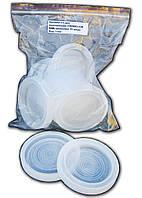 Крышка полиэтиленовая для консервации (ТЕРМО) в упаковке по 10 штук