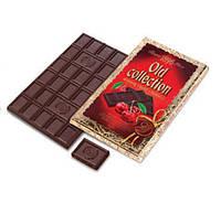 Шоколад горький с вишней 200г
