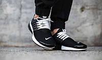 Кроссовки Nike Presto черно-белые