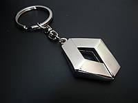 Брелок на ключи с логотипом Renault (Рено)