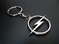 Брелок на ключи с логотипом Opel (Опель)