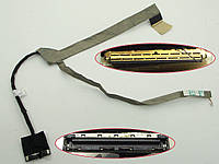 Шлейф матрицы ноутбука Asus N61 N61Da N61Ja N61Jq N61Jv LCD Video cable 40PIN. С микрофоном