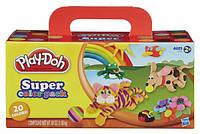Игровой набор из 20 баночек Play-Doh