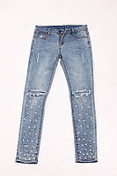 Женские джинсы Жемчуг, фото 1