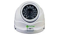 Наружная HD-CVI видеокамера CUBE CU-CVD20C130, 1.3МР