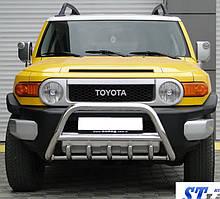 Кенгурятник на Toyota FJ Cruiser (2006-2014) Тойота Крузер PRS