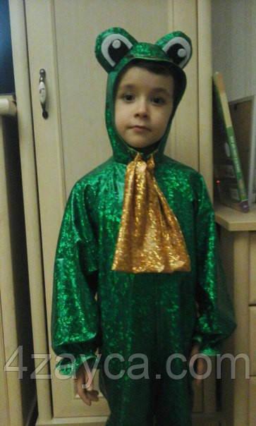 Карнавальный костюм Лягушонок для мальчика: продажа, цена ... - photo#39