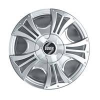 Колпаки колесные Star Бумер R14 (Белые)