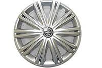 Колпаки колесные Star Гига R16 (Белые)