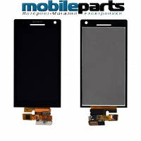 Оригинальный Дисплей (Модуль)+Сенсор (Тачскрин) для Sony LT26i   Xperia S (Черный)