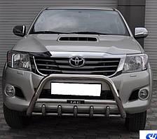 Кенгурятник на Toyota Hilux (2004-2015) Тойота Хайлюкс PRS