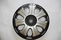 Колпаки колесные Star Расинг R16 (Белые)
