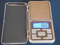Карманные ювелирные электронные весы 0,01-200 гр, фото 1