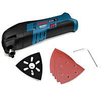 Многофункциональный резак (реноватор) аккум. Bosch GOP 10,8 V-LI, 060185800C