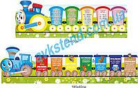 Комплект стендів для початкової школи (2020102)