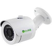 Наружная AHD видеокамера CUBE CU-AO2420, 2.4МР