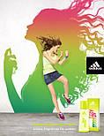 Adidas Fizzy energy EDT 50 ml Туалетная вода женская (оригинал подлинник  Испания), фото 2