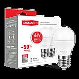 Акційні упаковки світлодіодних ламп