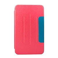 """Чехол-подставка для Samsung Galaxy Tab 4 7.0"""" T230/T231/T235, розовый"""