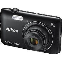 Nikon Coolpix A300 Black (VNA961E1)