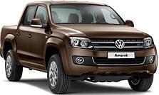 Кенгурятники на Volkswagen Amarok (c 2010--)