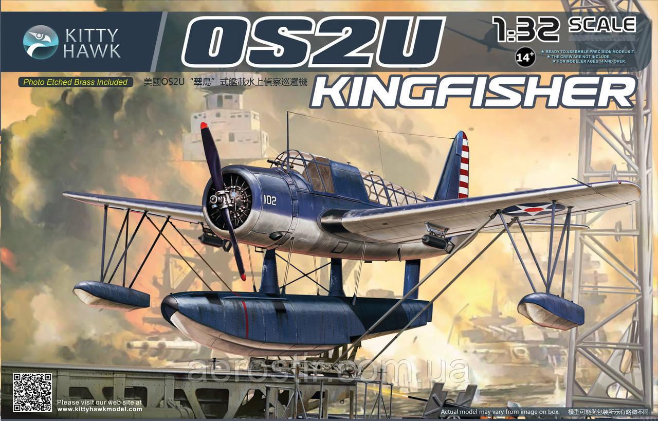OS2U 'KINGFISHER' 1/32 Kitty Hawk 32016