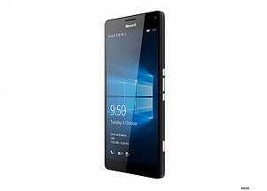 Мобильный телефон Microsoft Lumia 950 Black, фото 3