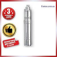 Насос Скважинный Шнековый, Погружной, глубинный, VOLKS pumpe 4QGD 1.8-50-0.5 кВт.