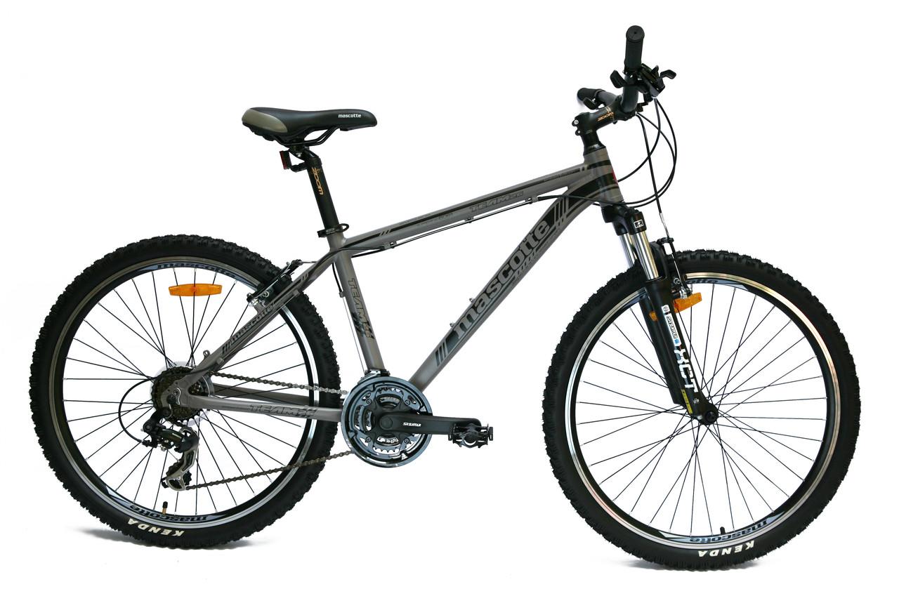 Велосипед гірський Mascotte Team 26 v-brake