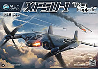 XF5U-1 'Flying Flapjiack' 1/48 KITTY HAWK 80135