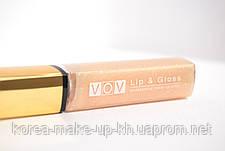 Блиск-рідка помада для губ VOV LIP & GLOSS, фото 3