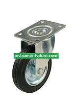 Колесо 460160 с поворотным кронштейном (диаметр 160 мм)