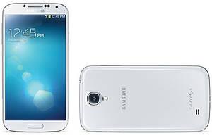 Samsung I9500 Galaxy S4 (White Frost)