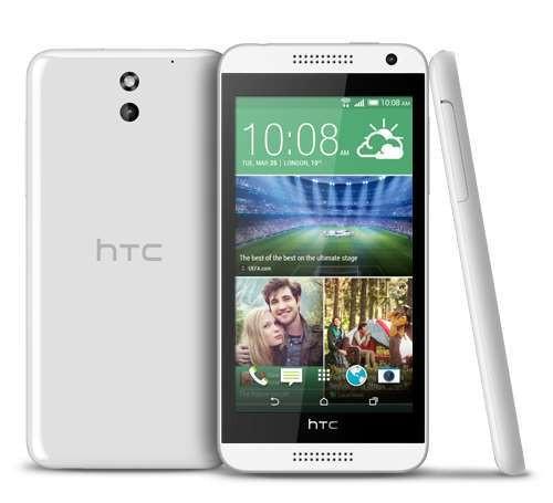 Смартфон HTC Desire 610 (white)