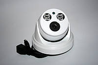Камера внутреннего наблюдения купольная IP (MHK-N3812A-130W), фото 1