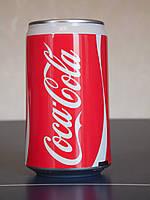 Портативная MP3 колонка от USB FM Coca-Cola, фото 1