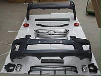 Комплект рестайлинга Lexus LX570